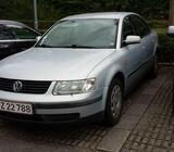 VW Passat, 1,8 T, Benzin