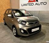Kia Picanto 1,0 Motion+ Eco Benzin modelår 2013 km 138000