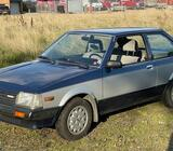Mazda 323, 1,3 DX, Benzin