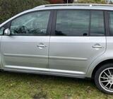 VW, Touran, 2,0 TDi 140 Highline Van