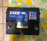 Bilbatteri, Exede